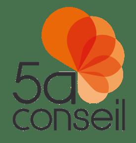 Logo-5A-Conseil-transparent-bandes